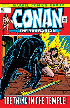 Conan The Barbarian (1970-1993) No.18