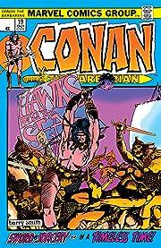 Conan The Barbarian (1970-1993) #19