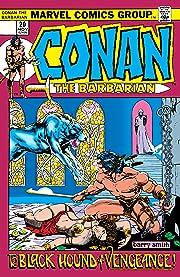 Conan The Barbarian (1970-1993) #20