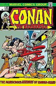 Conan The Barbarian (1970-1993) #25