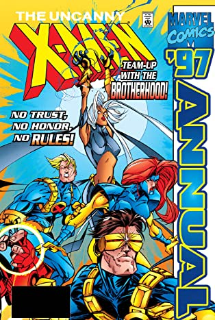 Uncanny X-Men Annual 1997