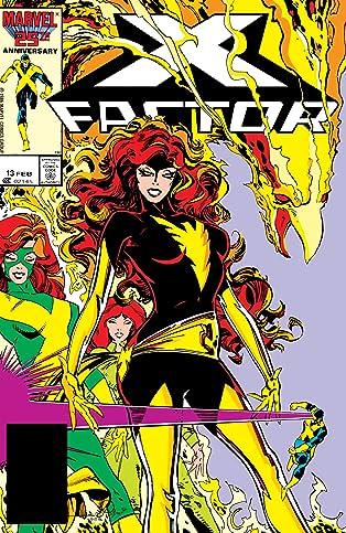 X-Factor (1986-1998) #13
