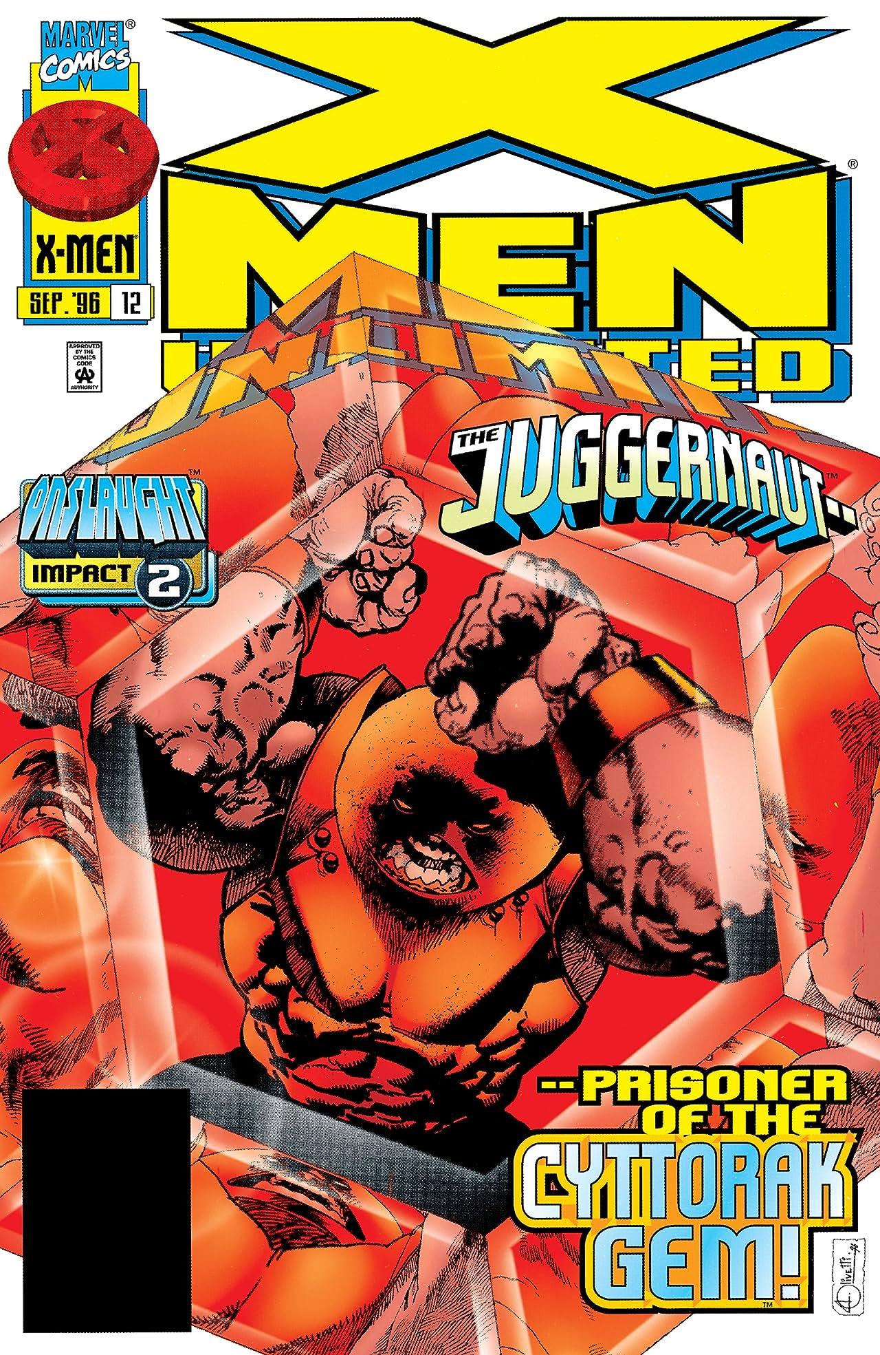 X-Men Unlimited (1993-2003) #12