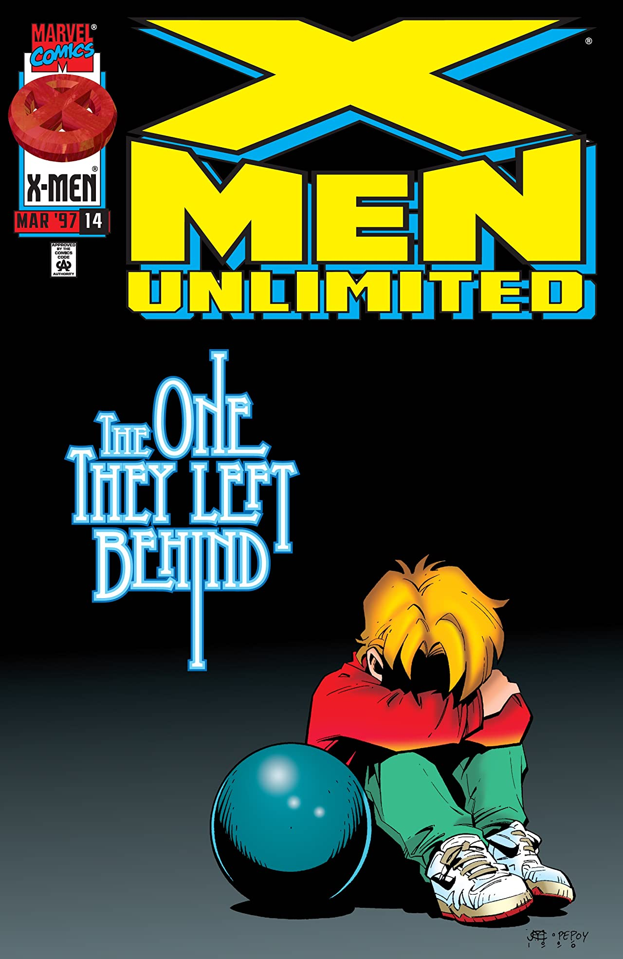 X-Men Unlimited (1993-2003) #14