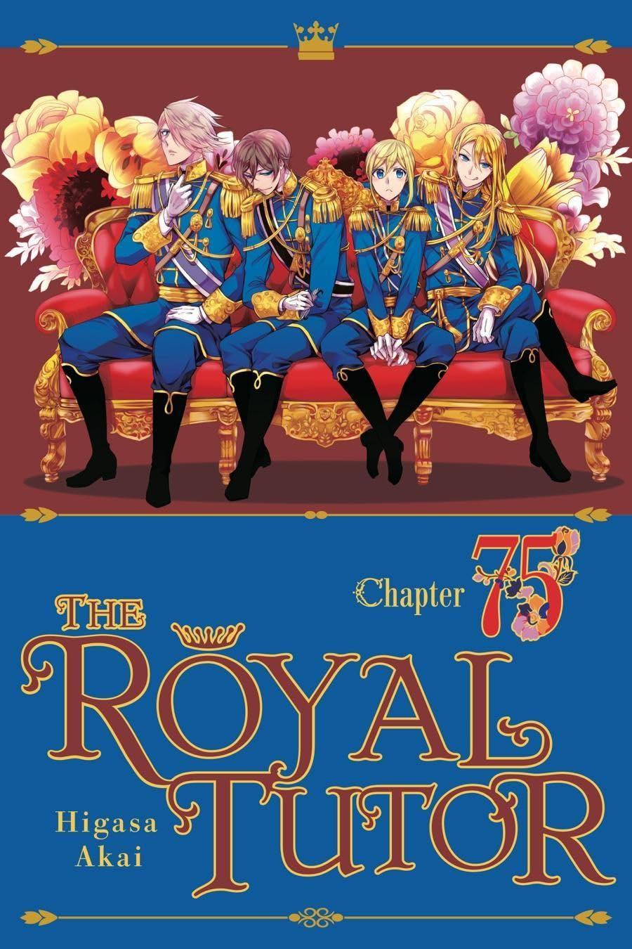 The Royal Tutor #75