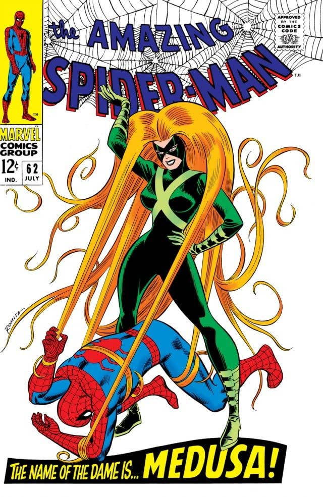 Amazing Spider-Man (1963-1998) #62