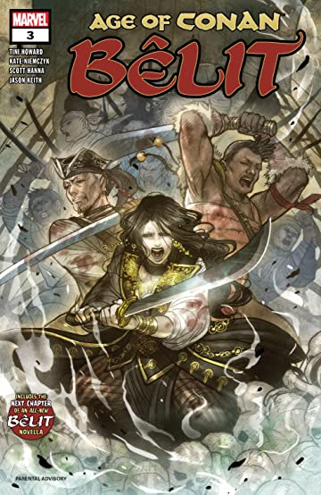 Age Of Conan: Belit, Queen Of The Black Coast (2019) #3 (of 5)
