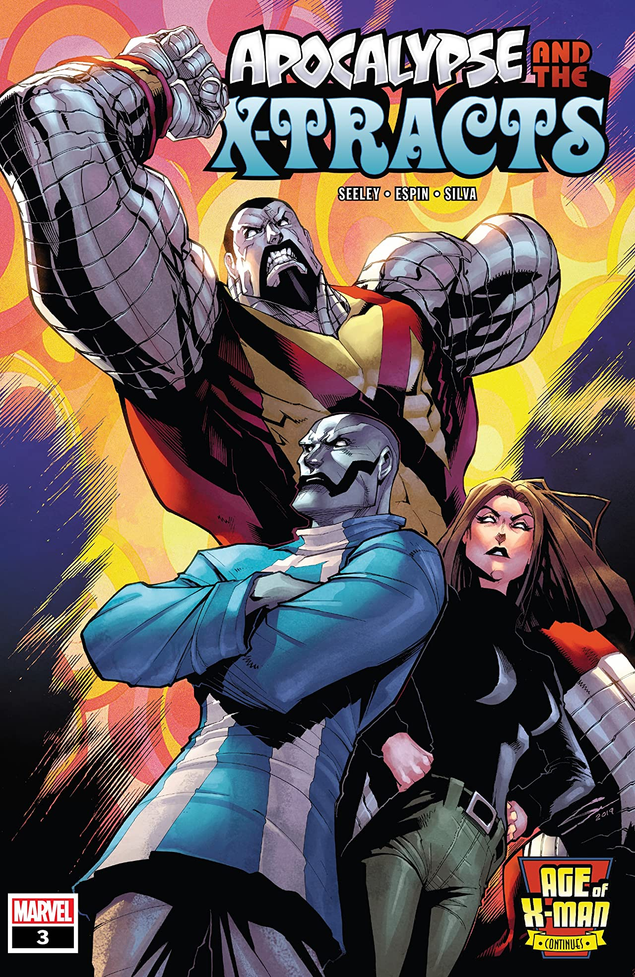 Age Of X-Man: Apocalypse & The X-Tracts (2019) #3 (of 5)