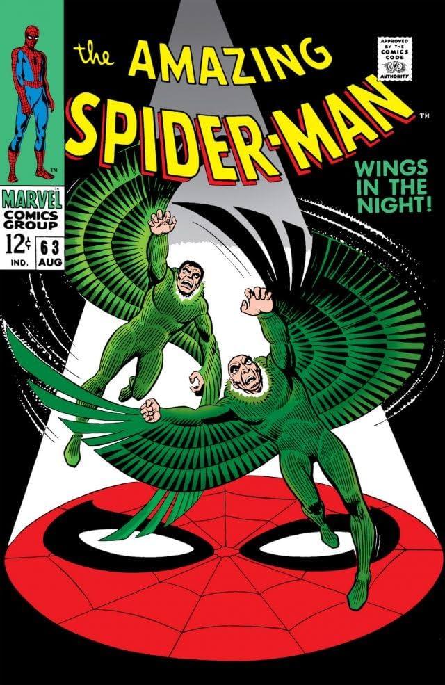 Amazing Spider-Man (1963-1998) #63