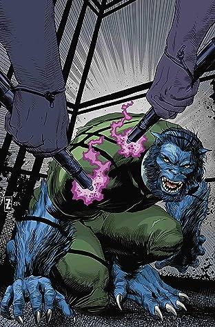 Age Of X-Man: Prisoner X (2019) #3 (of 5)