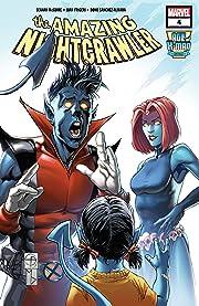 Age Of X-Man: The Amazing Nightcrawler (2019) No.4 (sur 5)