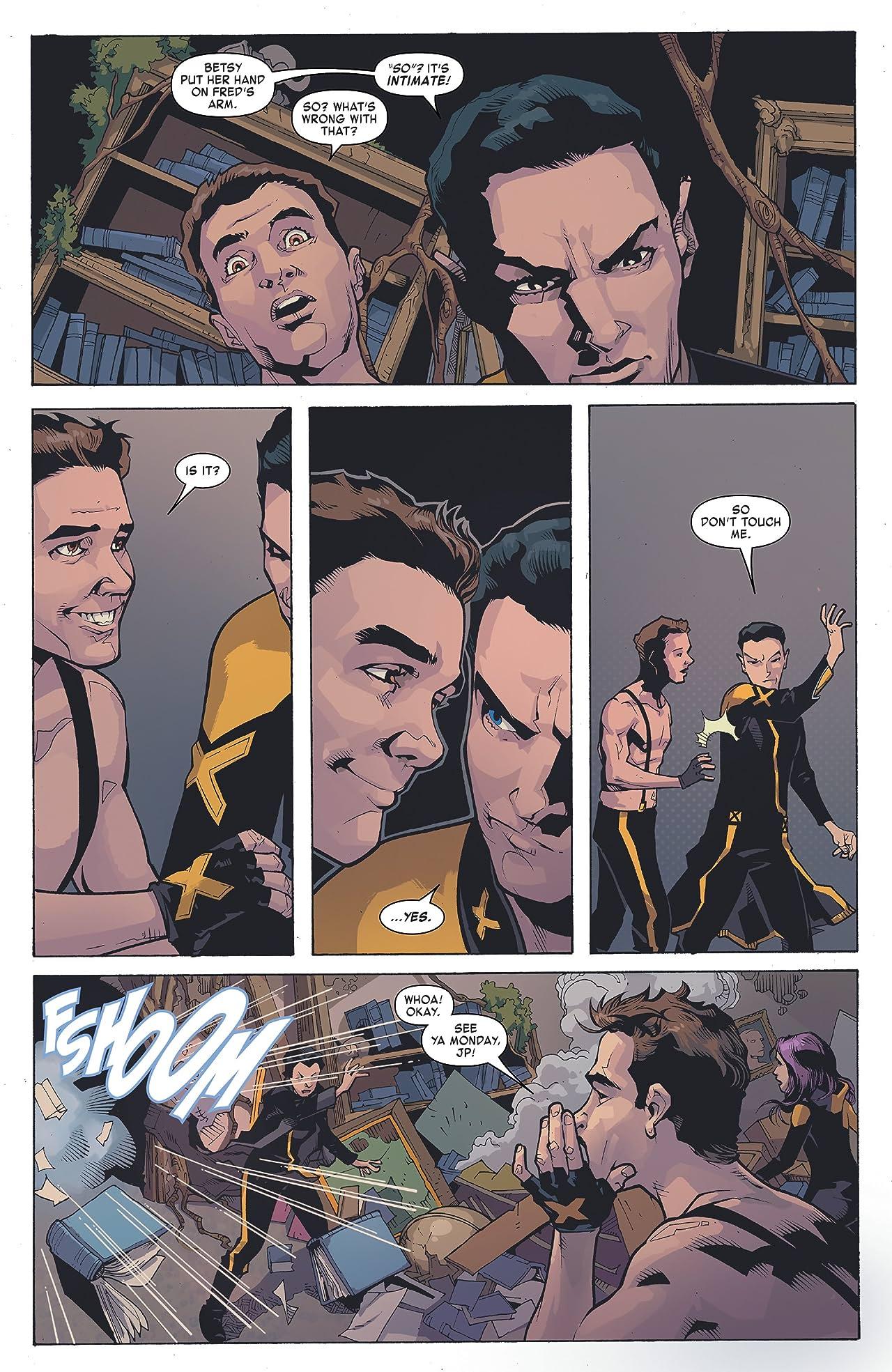 Age Of X-Man: X-Tremists (2019) No.4 (sur 5)