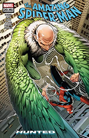 Amazing Spider-Man (2018-) No.20.HU