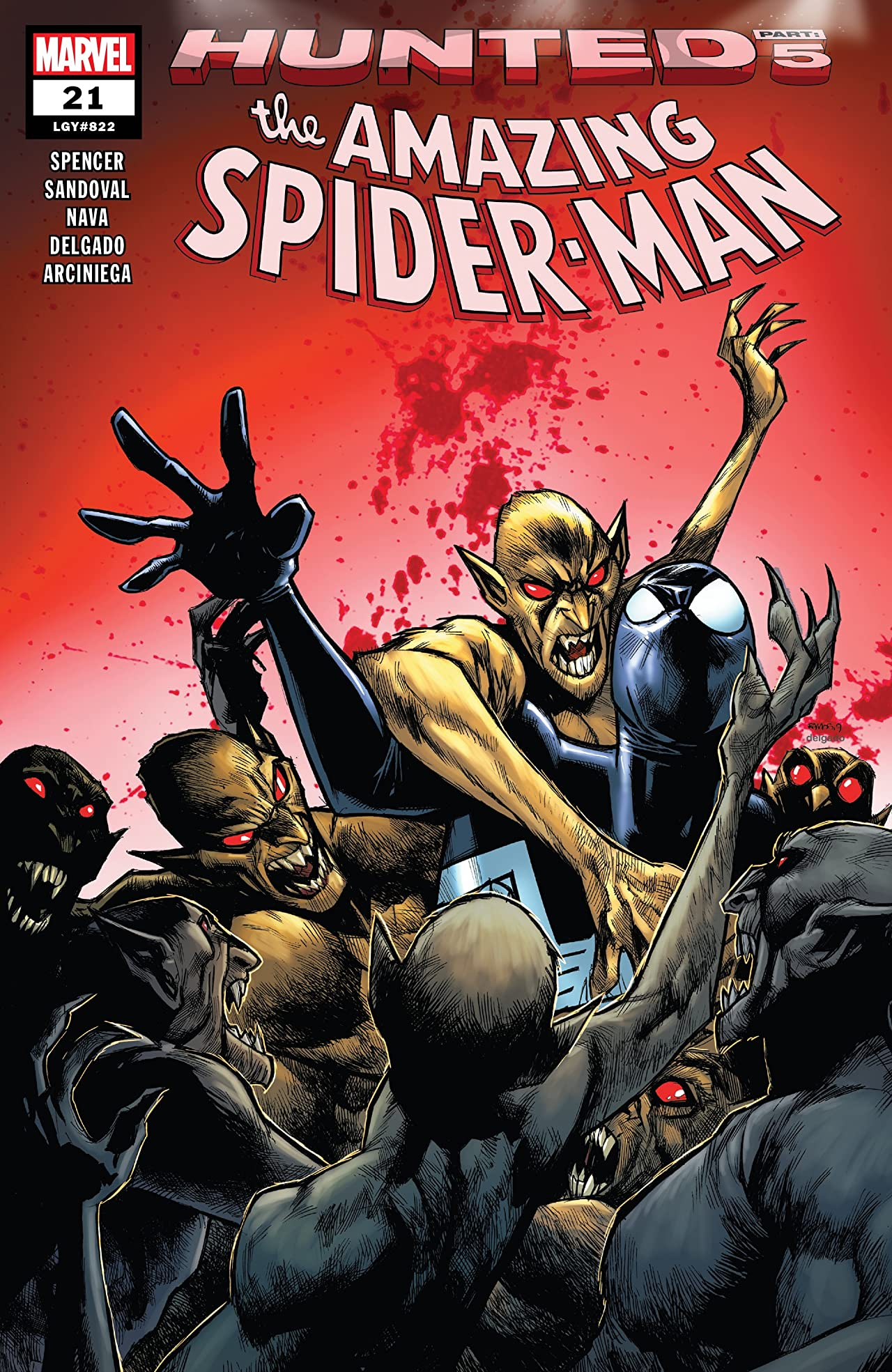Amazing Spider-Man (2018-) #21