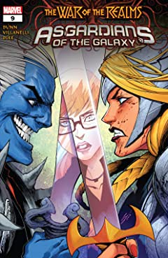 Asgardians of the Galaxy (2018-) #9