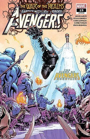 Avengers (2018-) #19