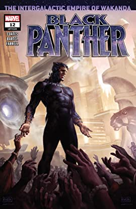 Black Panther (2018-) No.12