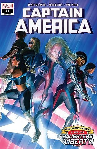 Captain America (2018-) #11