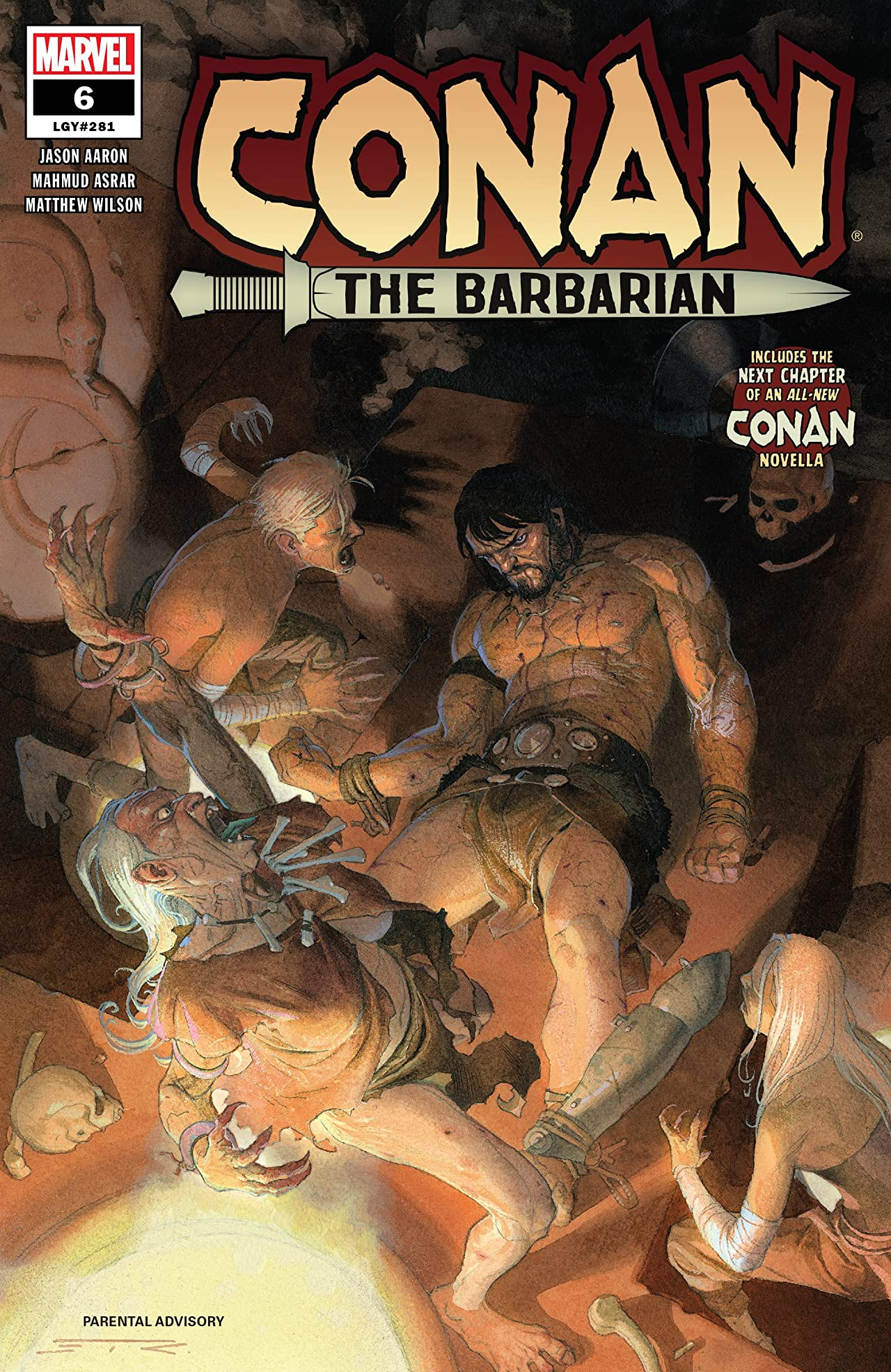 Conan The Barbarian (2019-) No.6