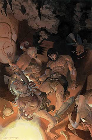 Conan The Barbarian (2019-) #6