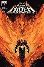 Cosmic Ghost Rider Destroys Marvel History (2019) #3 (of 6)