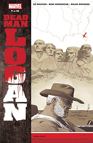 Dead Man Logan (2018-) #7 (of 12)