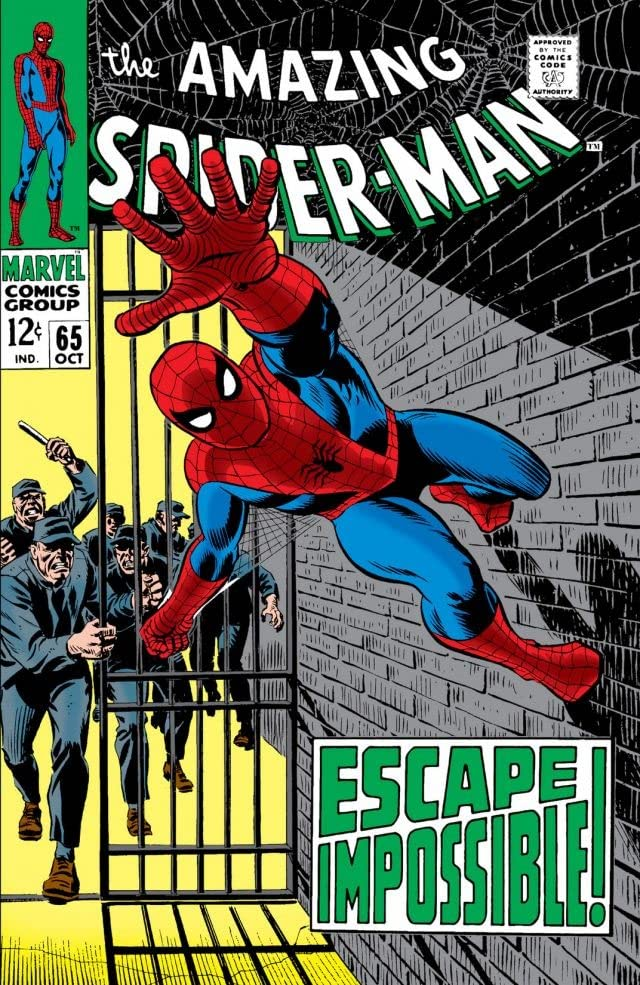 Amazing Spider-Man (1963-1998) #65