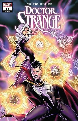 Doctor Strange (2018-) #14