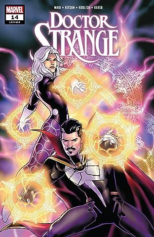 Doctor Strange (2018-2019) No.14