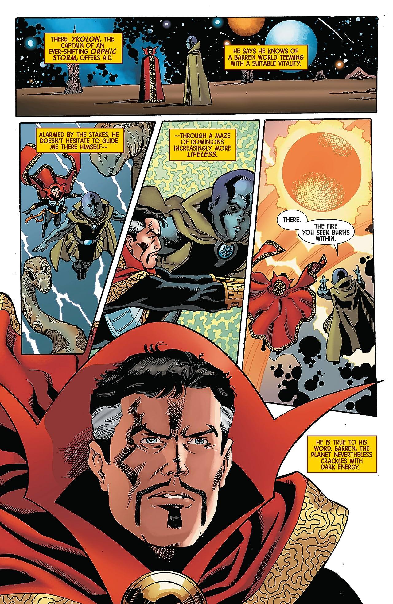 Doctor Strange (2018-2019) #14