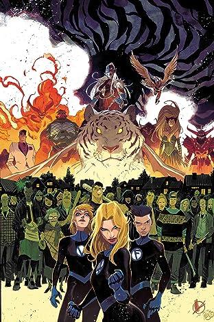 Fantastic Four (2018-) #10
