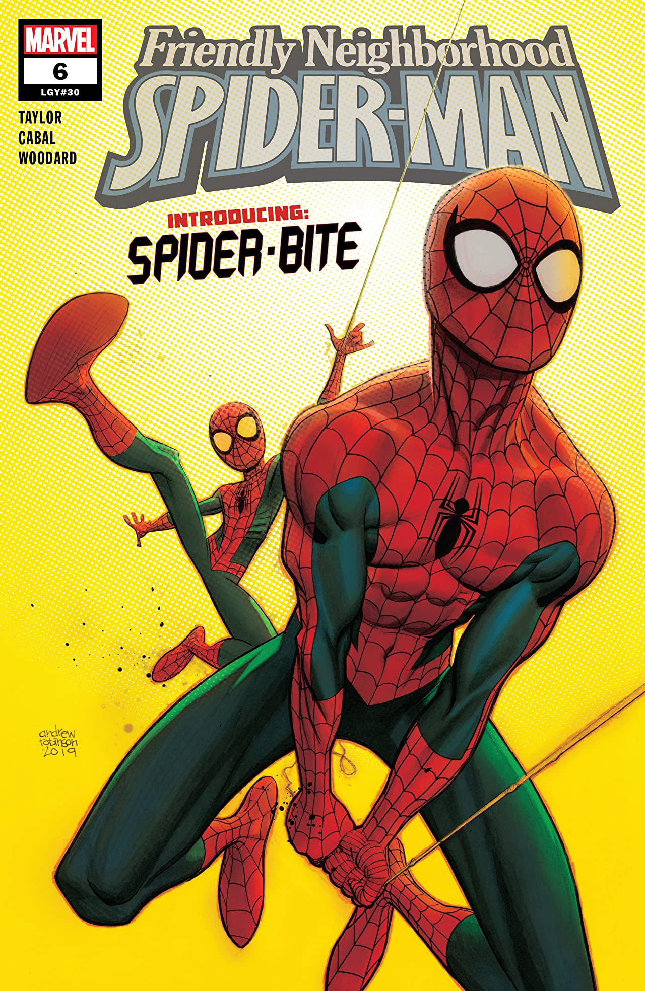 Friendly Neighborhood Spider-Man (2019-) No.6