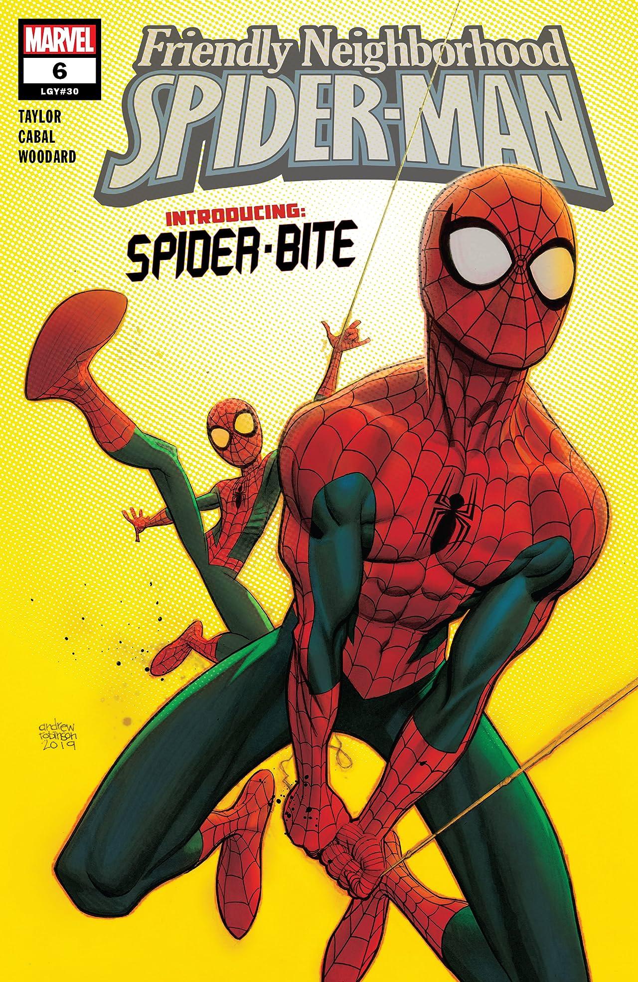Friendly Neighborhood Spider-Man (2019) #6