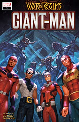 Giant-Man (2019) No.1 (sur 3)