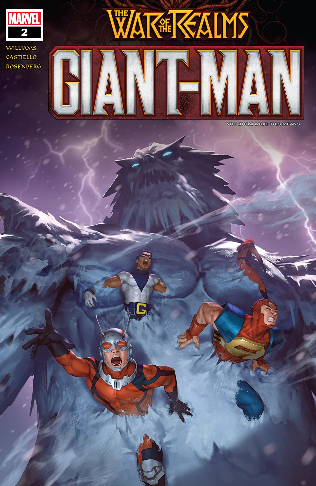 Giant-Man (2019) No.2 (sur 3)