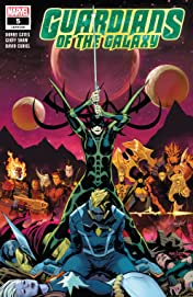 Guardians of the Galaxy (2019-) #5