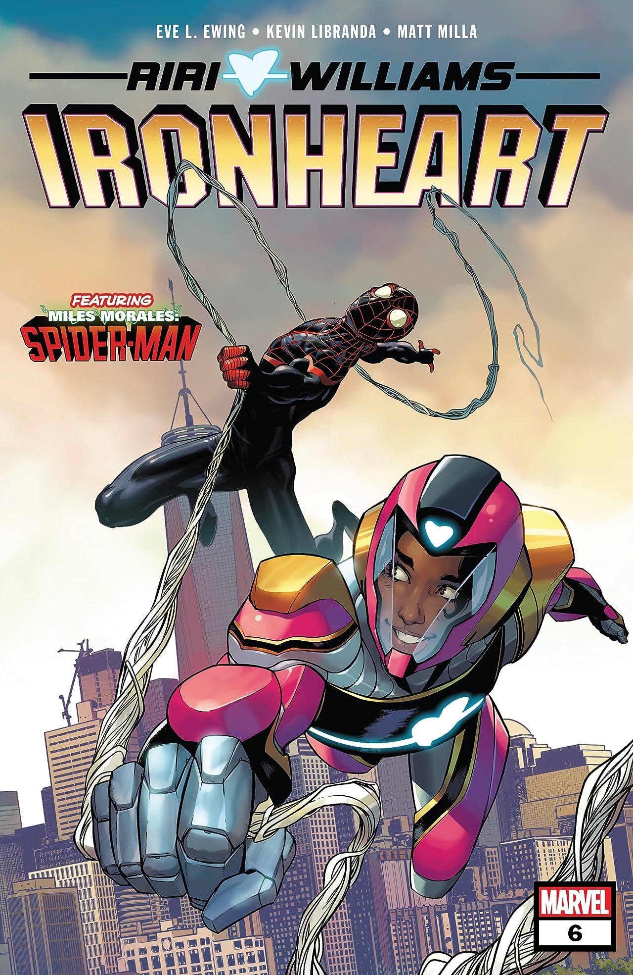 Ironheart (2018-) No.6
