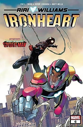 Ironheart (2018-) #6