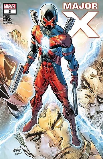 Major X (2019) #3 (of 6)