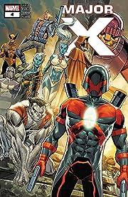Major X (2019) #4 (of 6)