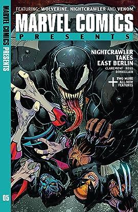 Marvel Comics Presents (2019) #5