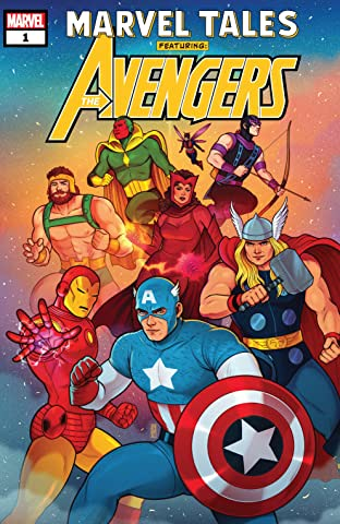 Marvel Tales: Avengers (2019) No.1