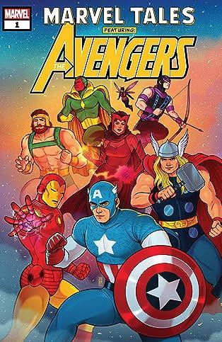 Marvel Tales: Avengers (2019) #1