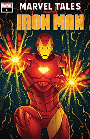 Marvel Tales: Iron Man (2019) No.1