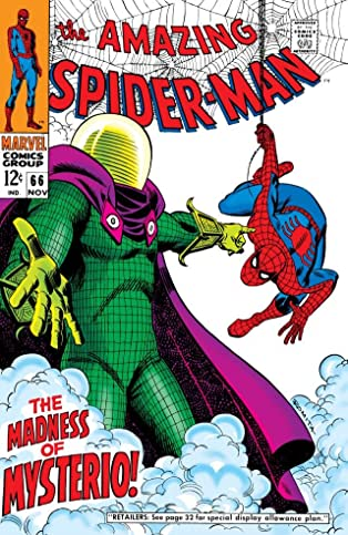 Amazing Spider-Man (1963-1998) #66