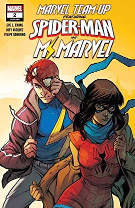Marvel Team-Up (2019) #2