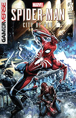 Marvel's Spider-Man: City At War (2019) #3 (of 6)