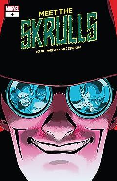 Meet The Skrulls (2019) #4 (of 5)