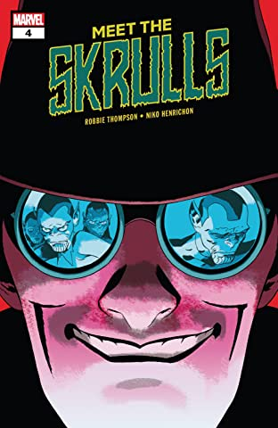 Meet The Skrulls (2019) #4 (of 5)