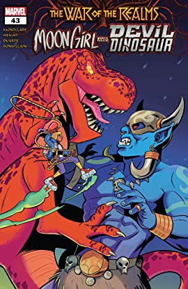 Moon Girl and Devil Dinosaur (2015-) #43